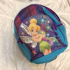 Tinker Bell backpack